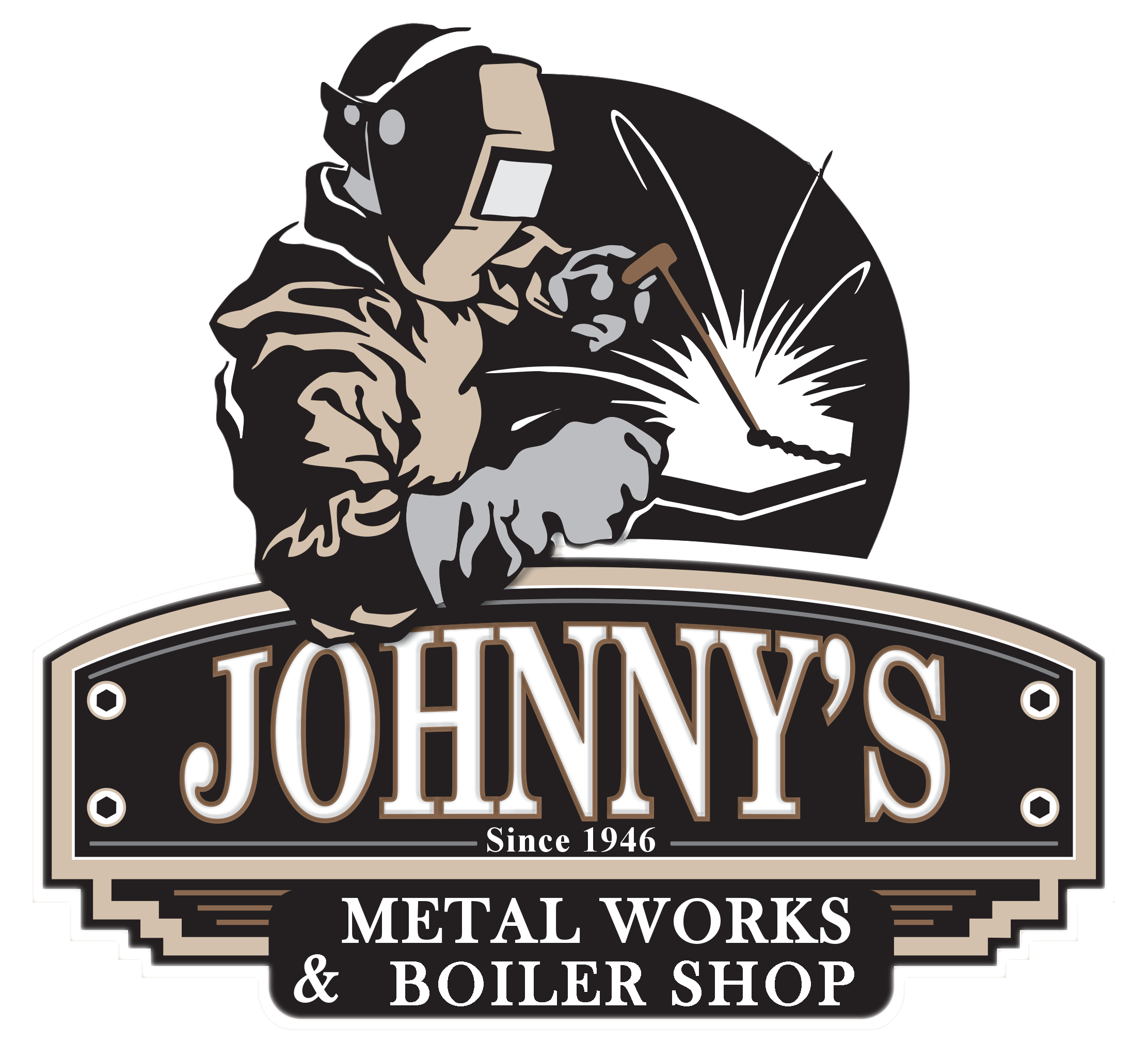 Johnny's Boiler Shop Logo
